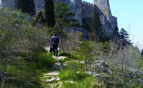 Geodetska podloga za potrebu izrade Glavnog projekta proširenja pješačke staze