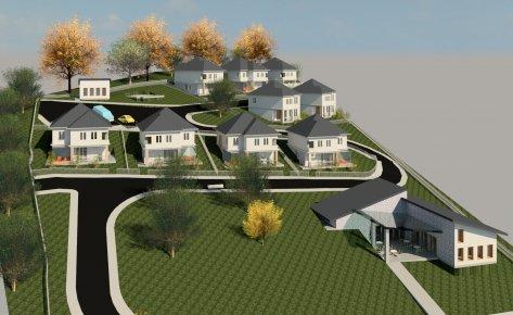 Izrada trodimenzionalnog prikaza stambenih objekata